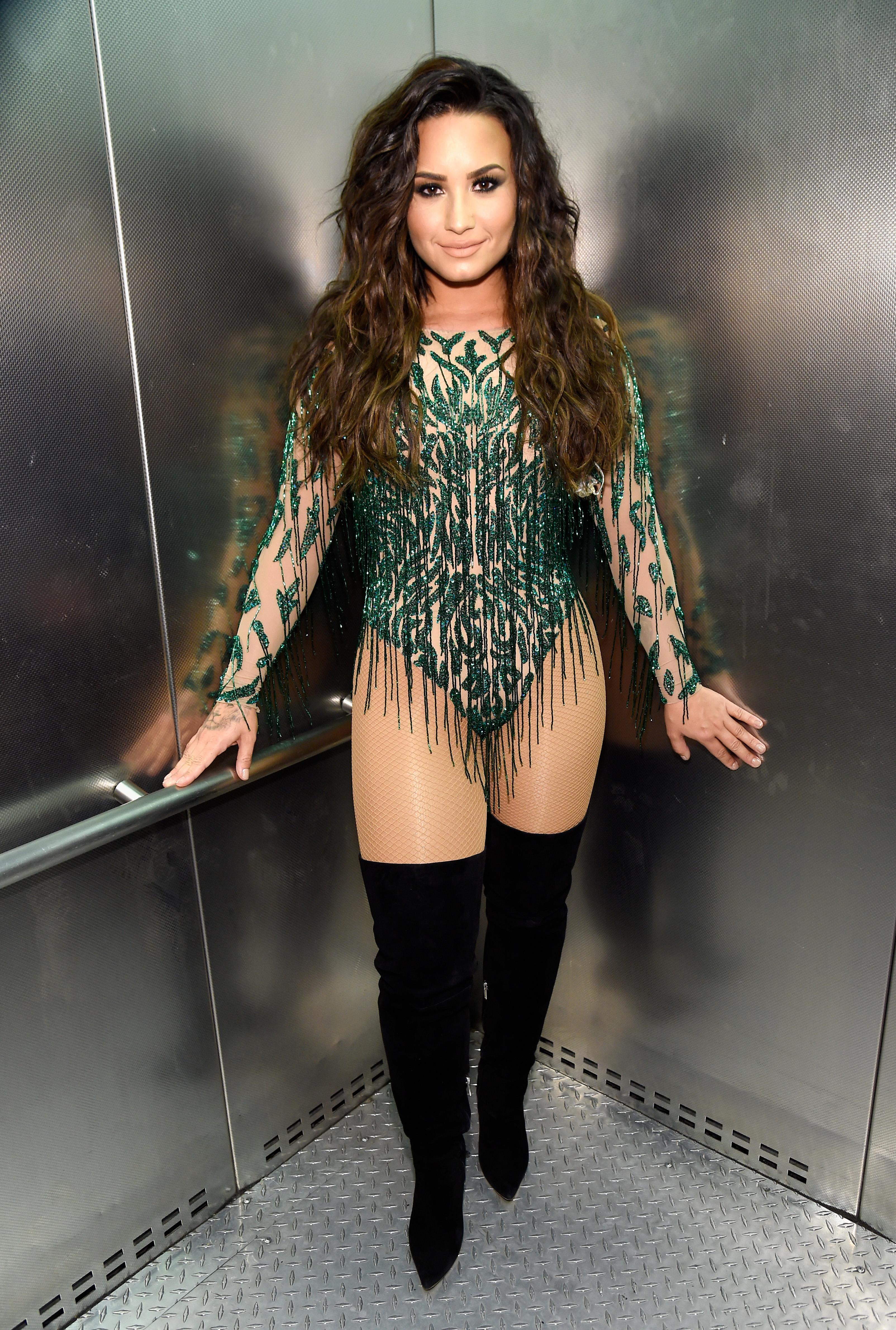 Demi Lovato, Fabletics, ropa deportiva