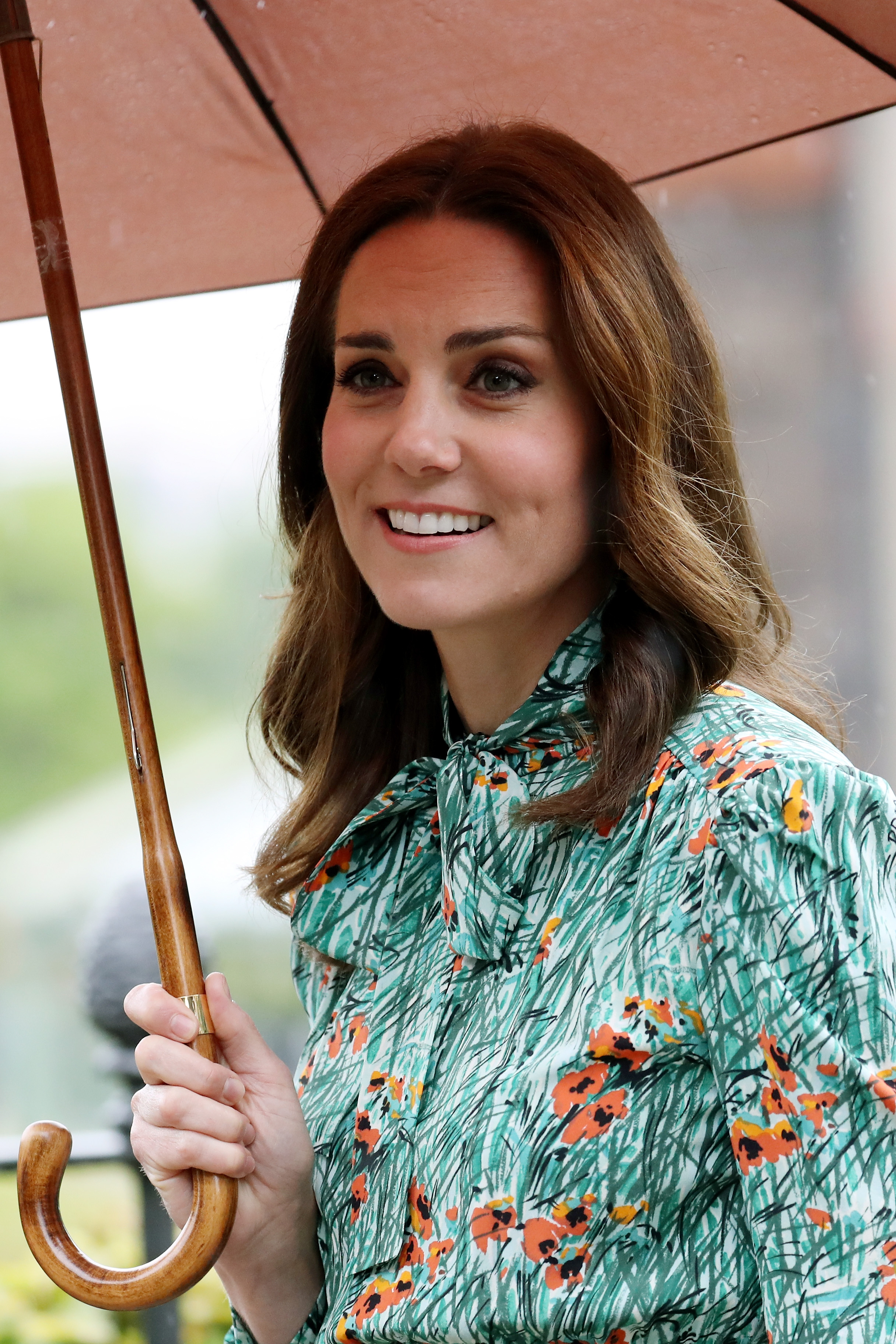 Kate Middleton, esmalte, uñas, color,