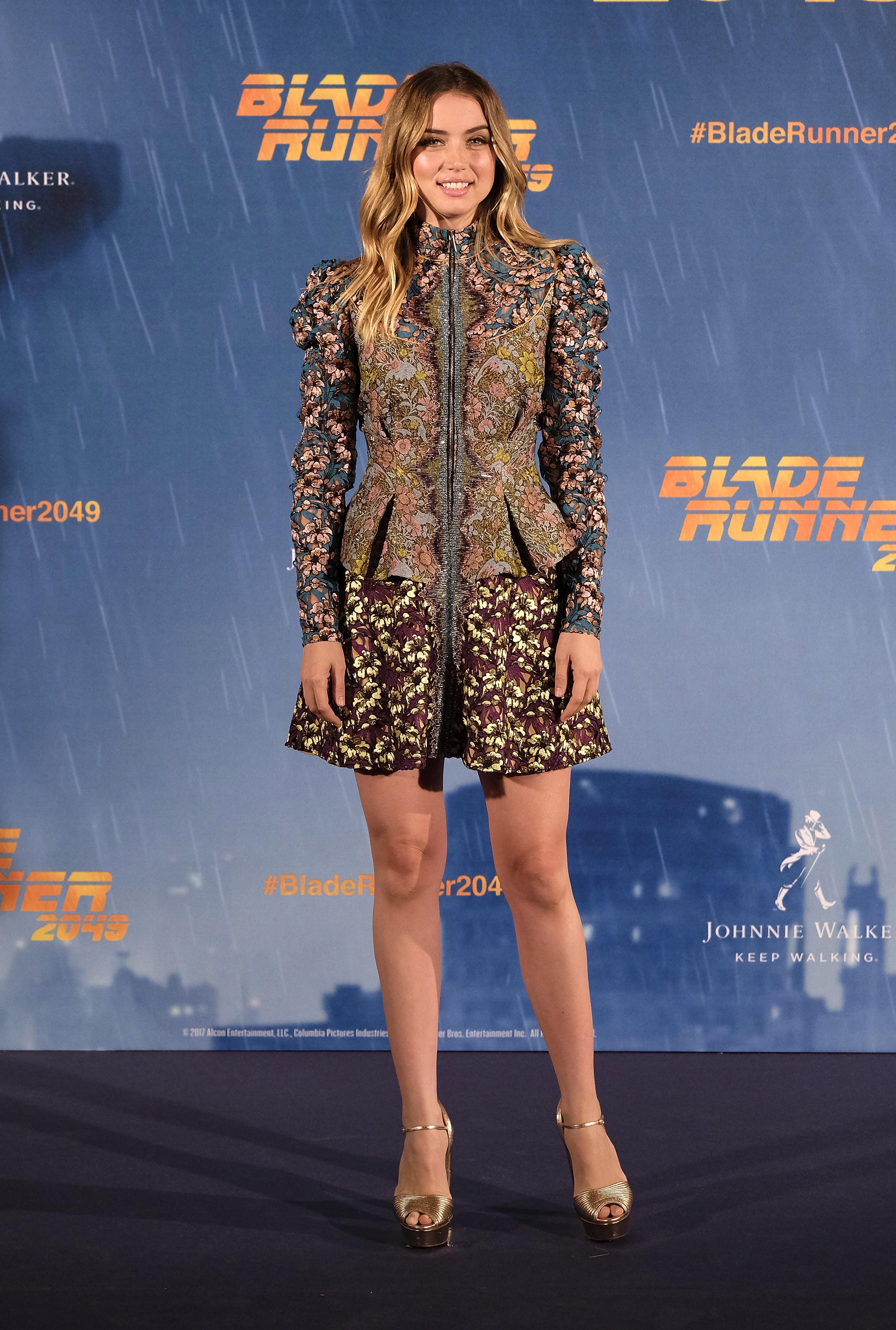 'Blade Runner 2049' Madrid Photocall