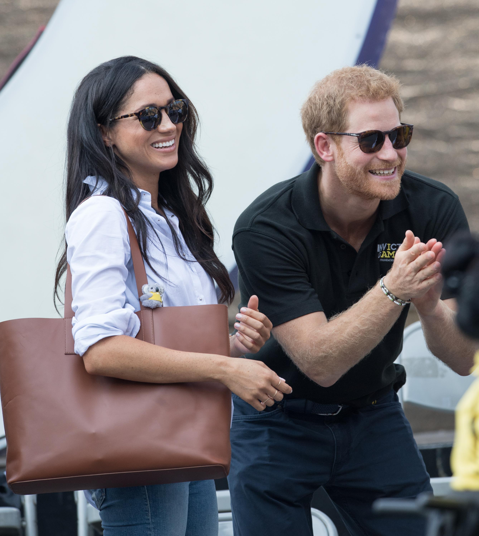 Meghan Markle, novia principe Harry, Principe Harry, looks, estilo