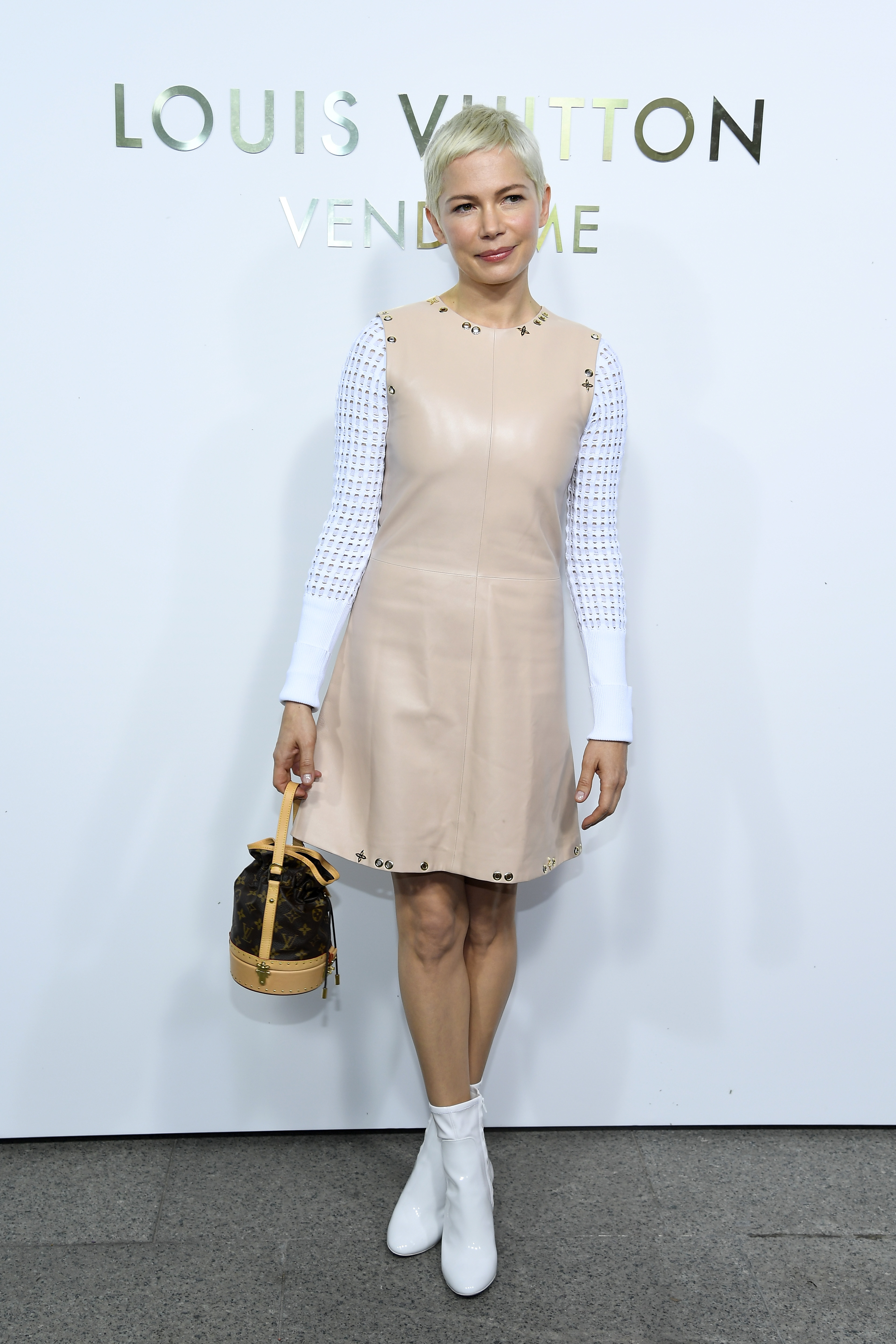 Michelle Williams, look, estilo, style, Paris