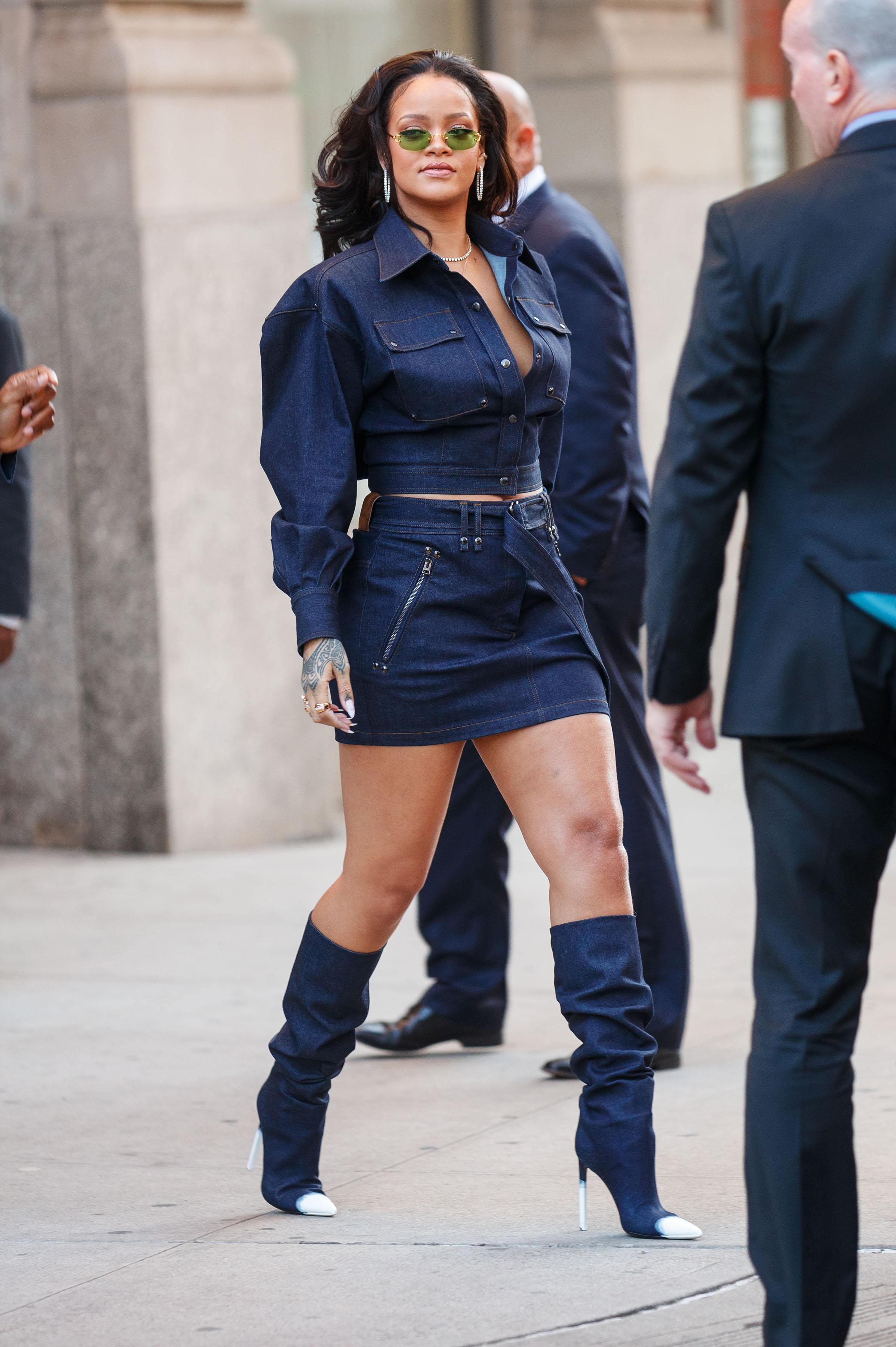 Rihanna, looks, estilo, style