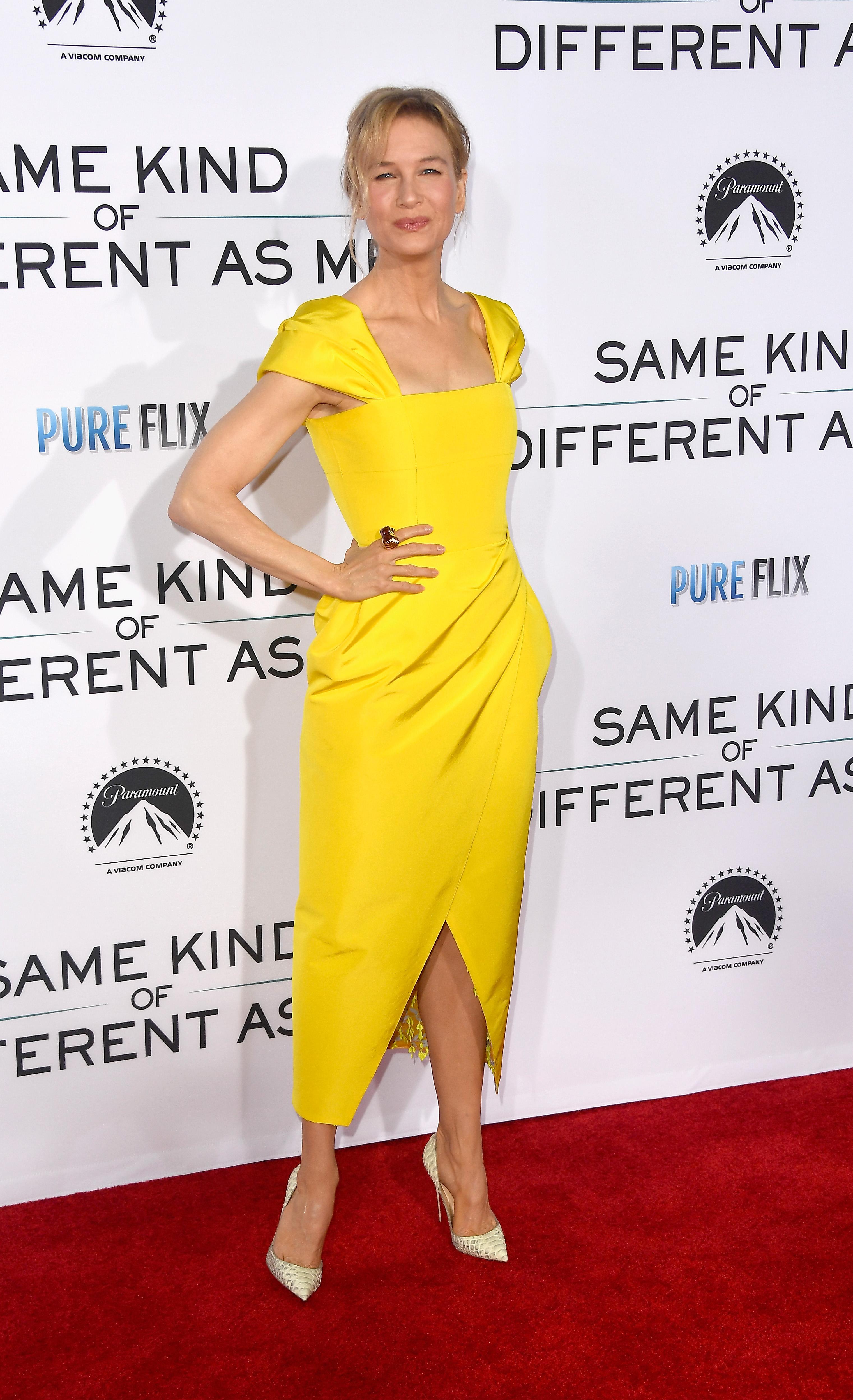 Renee Zellweger, looks, estilo, style