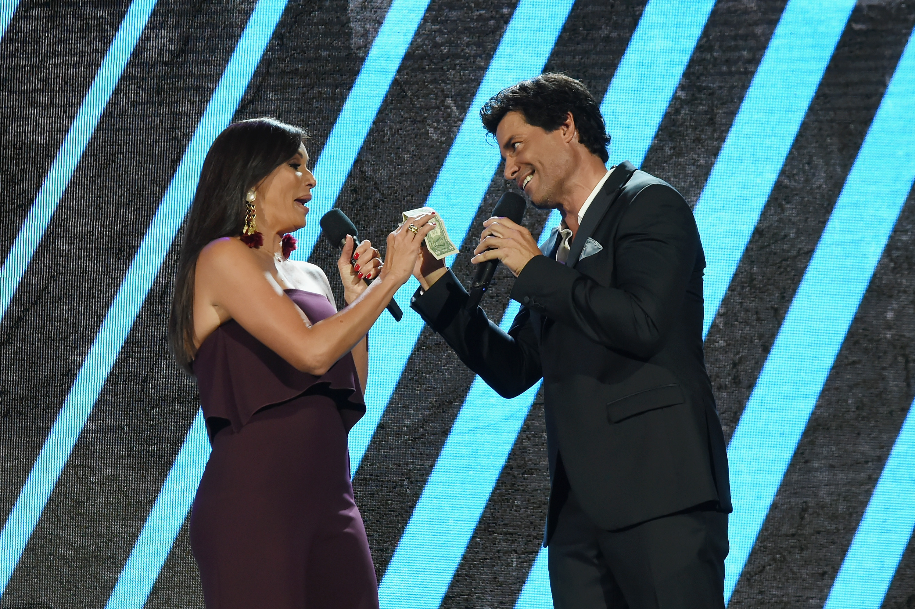 Giselle Blondet, Chayanne