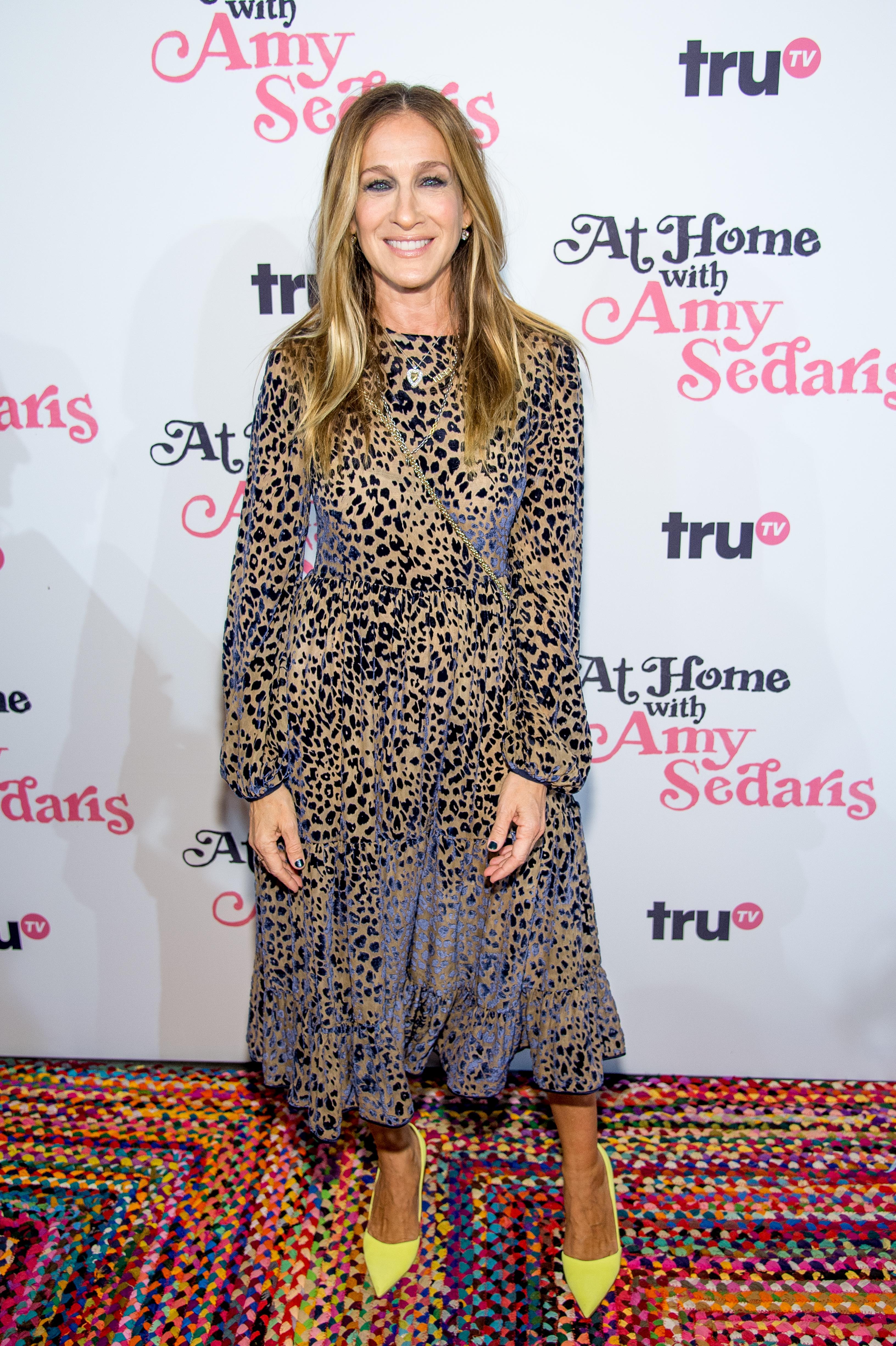 Sarah Jessica Parker, looks, estilo, style