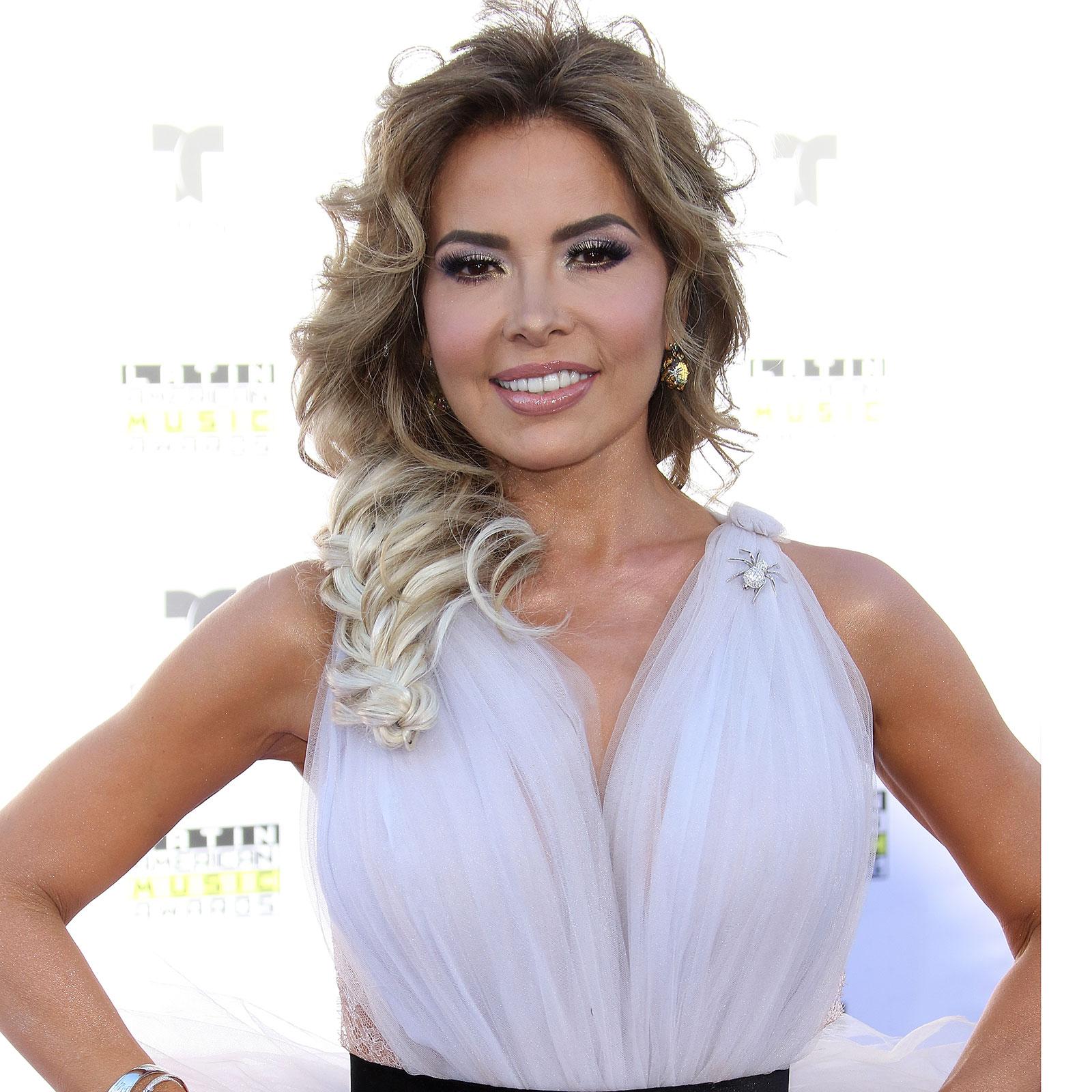 Gloria Trevi, Latin America Music Awards, look, alfombra, mejor vestidas