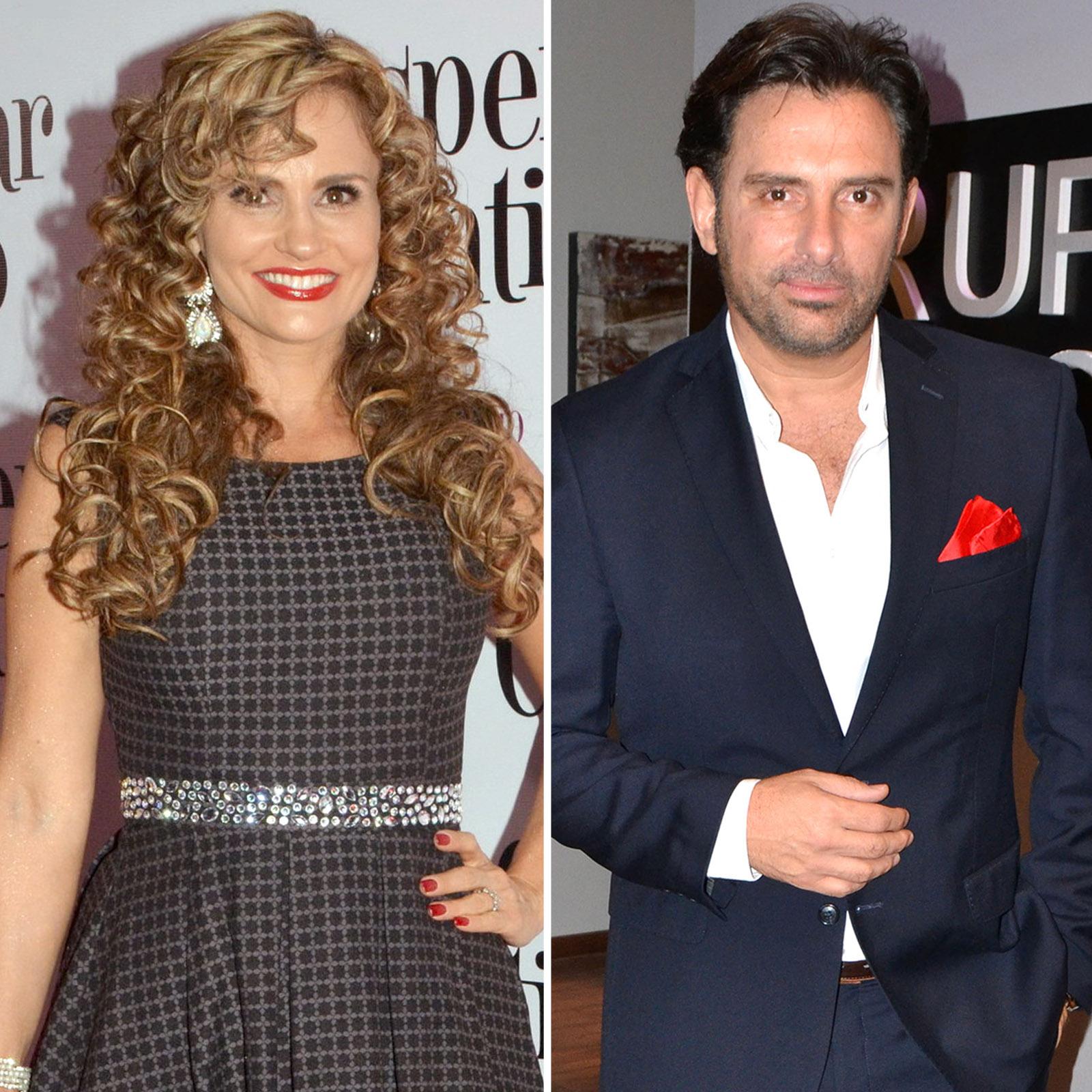 Aura Cristina Geithner y Harry Geithner