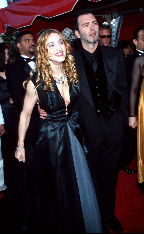Madonna Christopher Ciccone