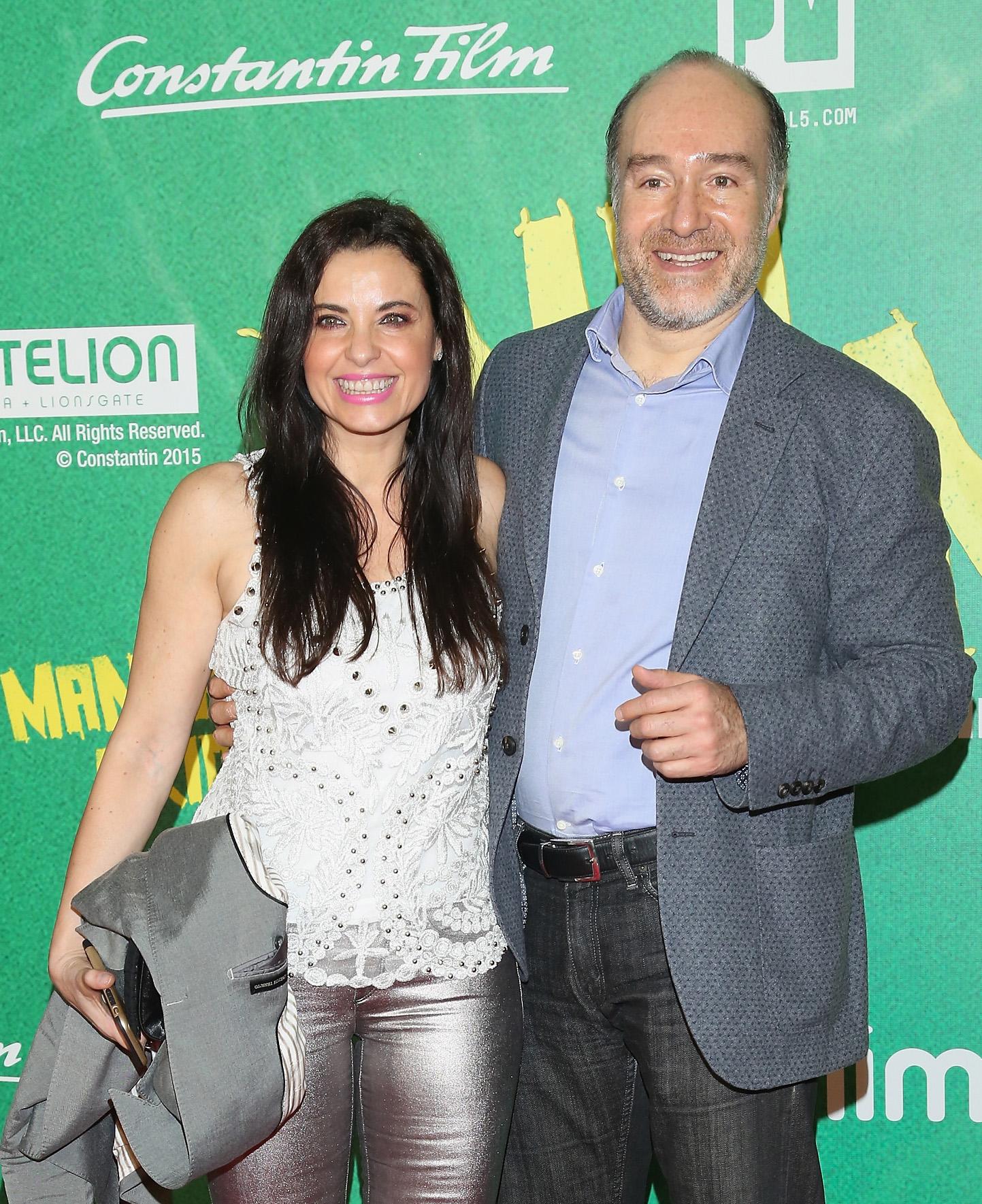 Yolanda Ventura and Odiseo Bichir
