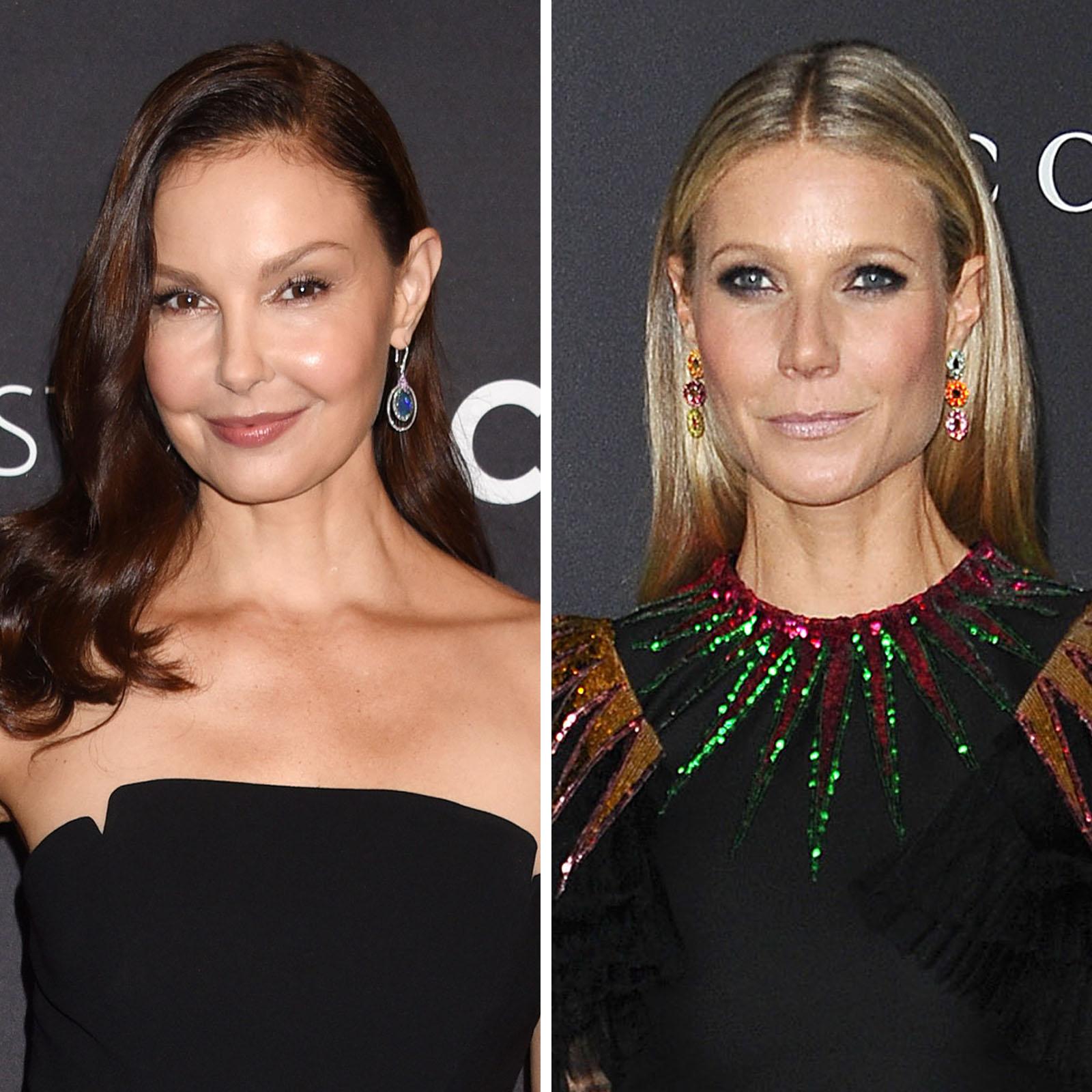 Ashley Judd y Gwyneth Paltrow