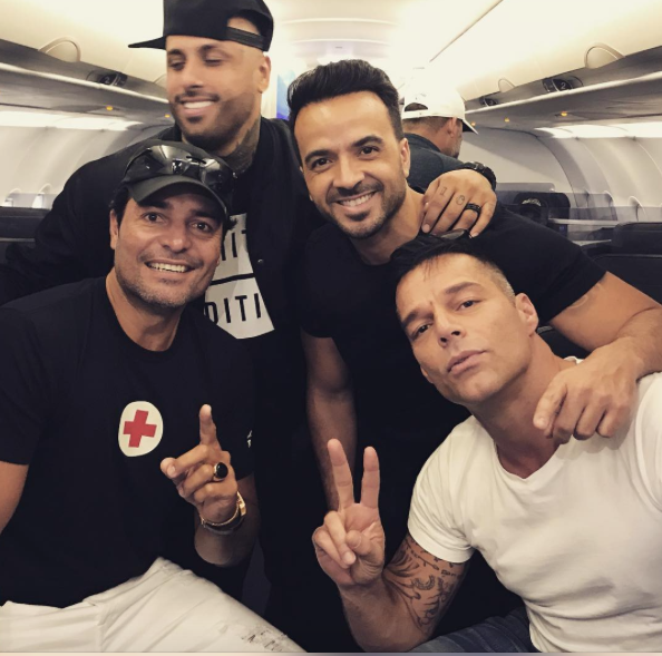 Ricky Martin Puerto Rico