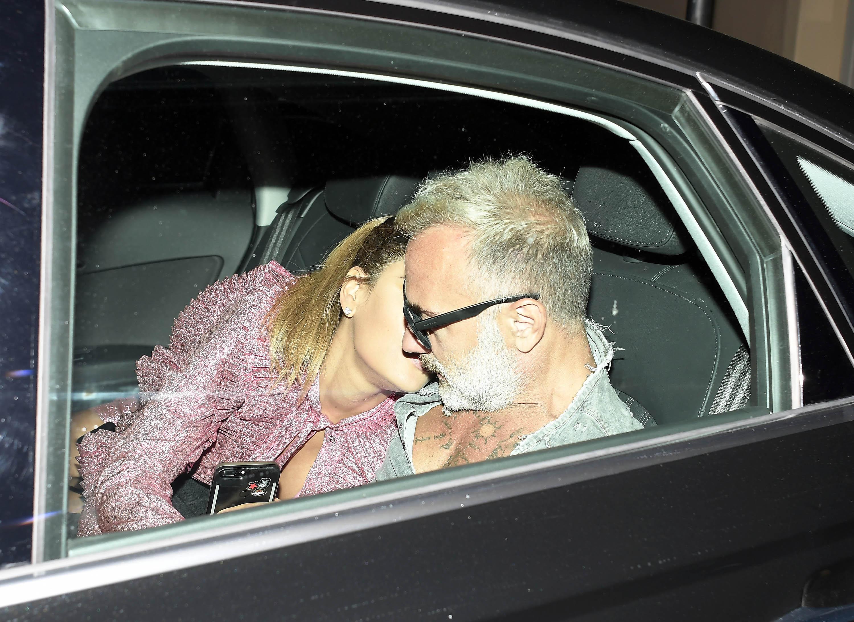 Gianluca Vacchi y Ariadna Gutiérrez