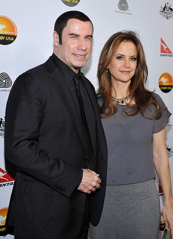 John Travolta, Kelly Preston, parejas duraderas