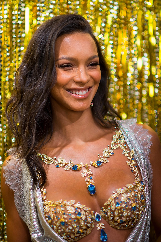 Lais Ribeiro, Victoria's Secret, Fantasy Bra
