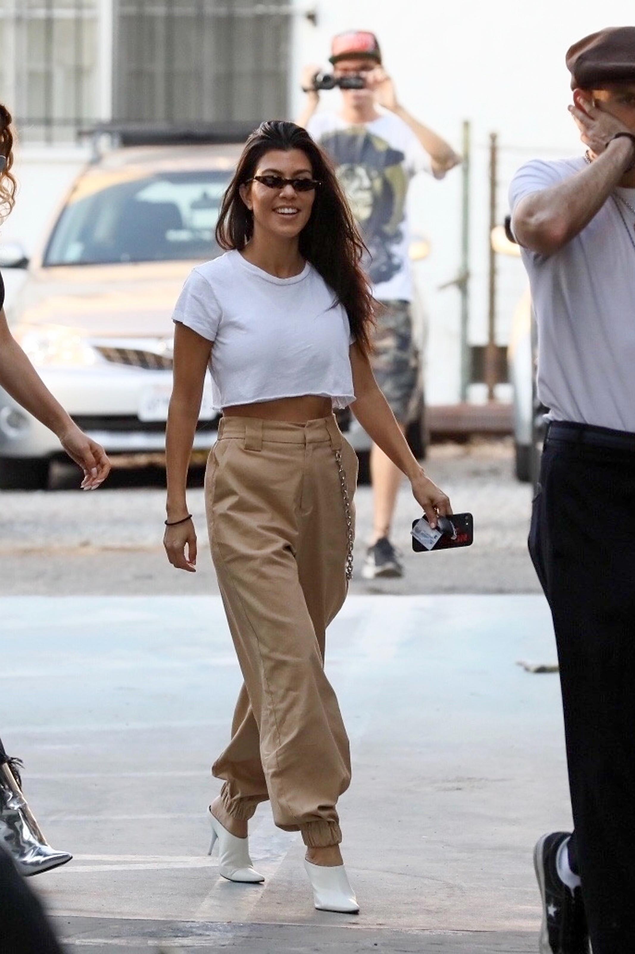 Kourtney Kardashian, looks, estilo