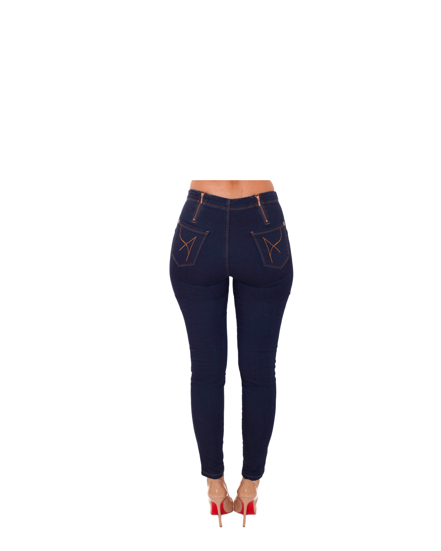 Jeans, curvas, Cenia Paredes