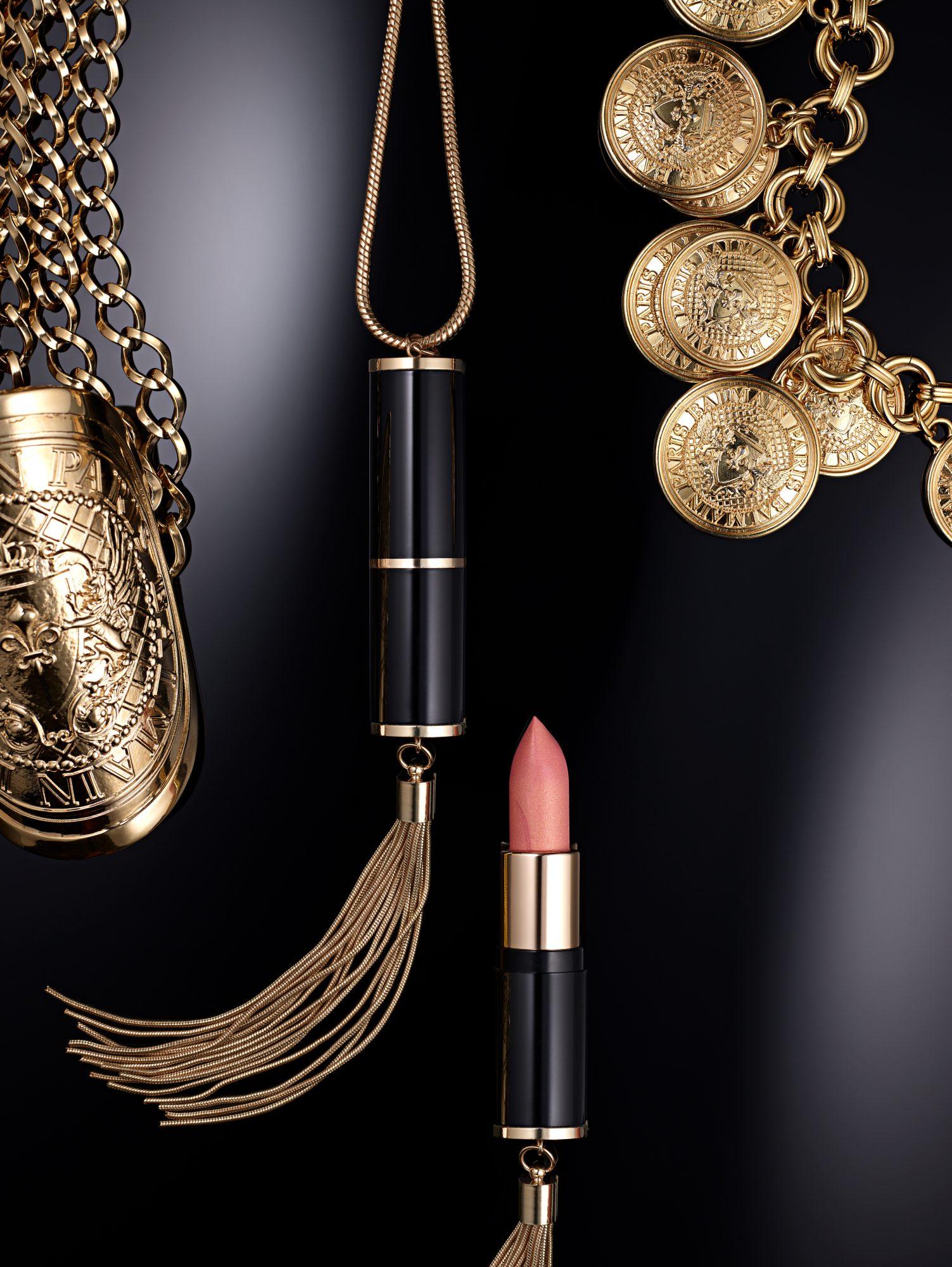 L'Oréal Paris y Balmain, labiales, colaboracion, coleccion