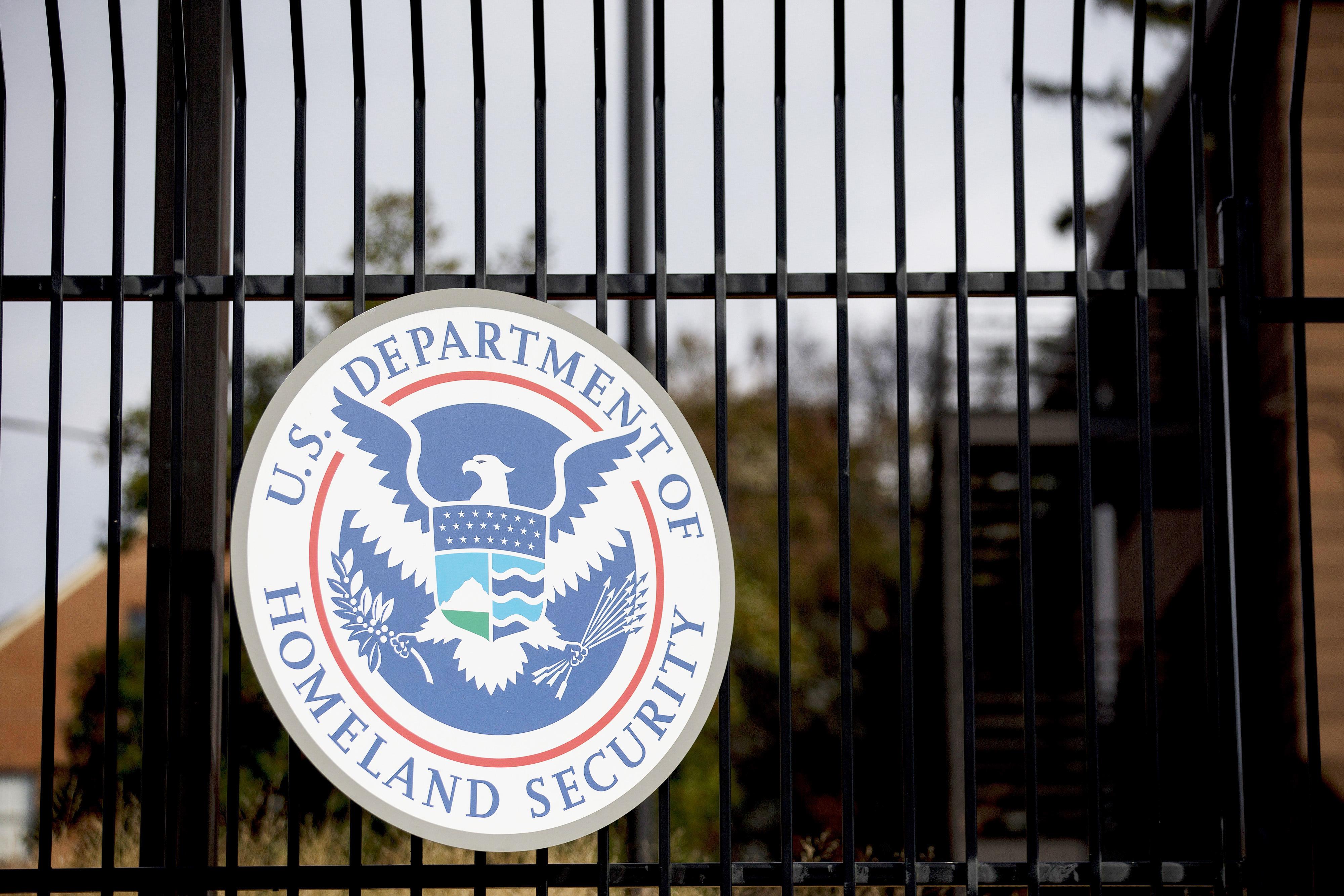 U.S Department of Homeland Security