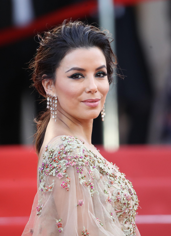 Eva Longoria, Jewelry, Cannes film festival 2017, Cannes