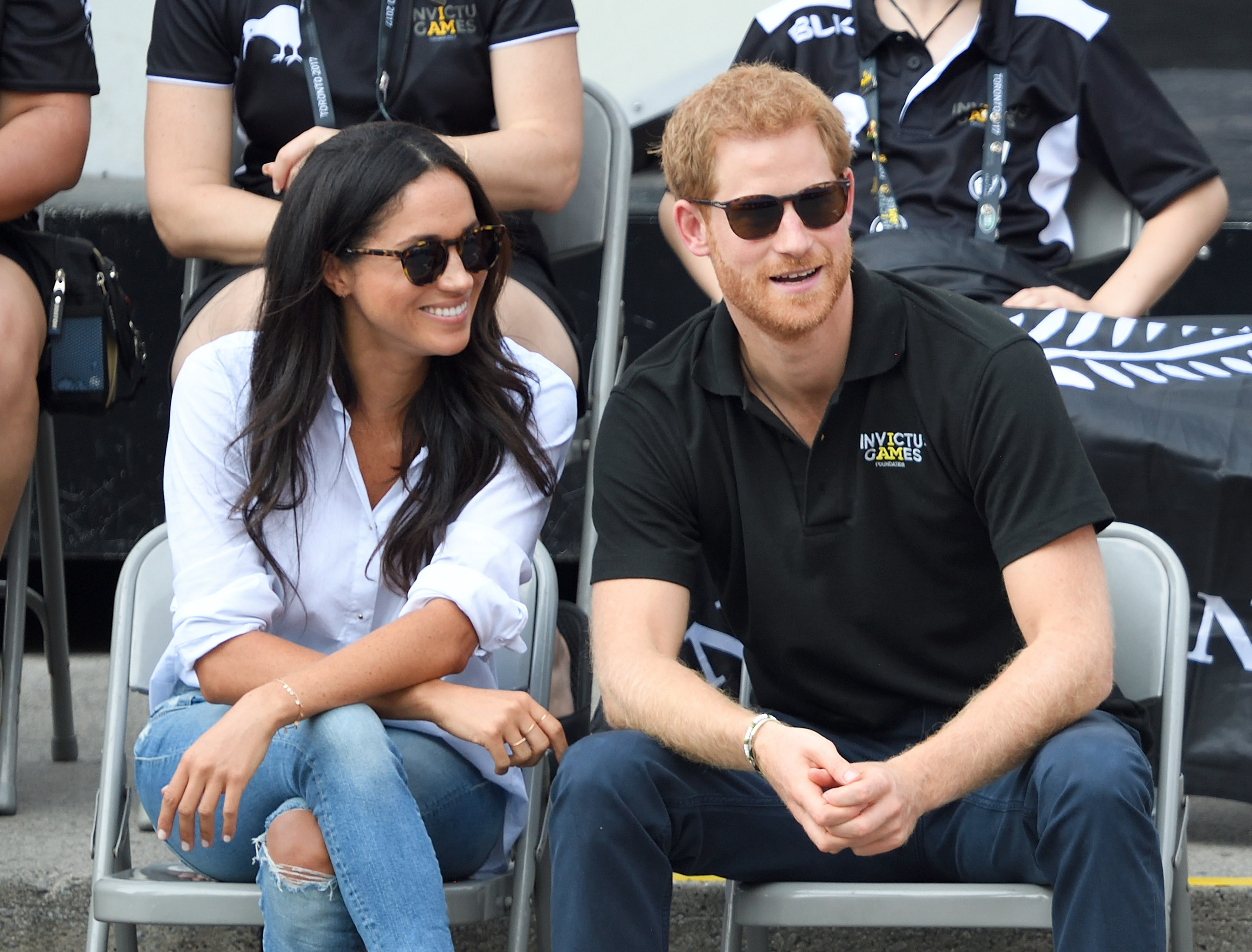 Meghan Markle y Prince Harry