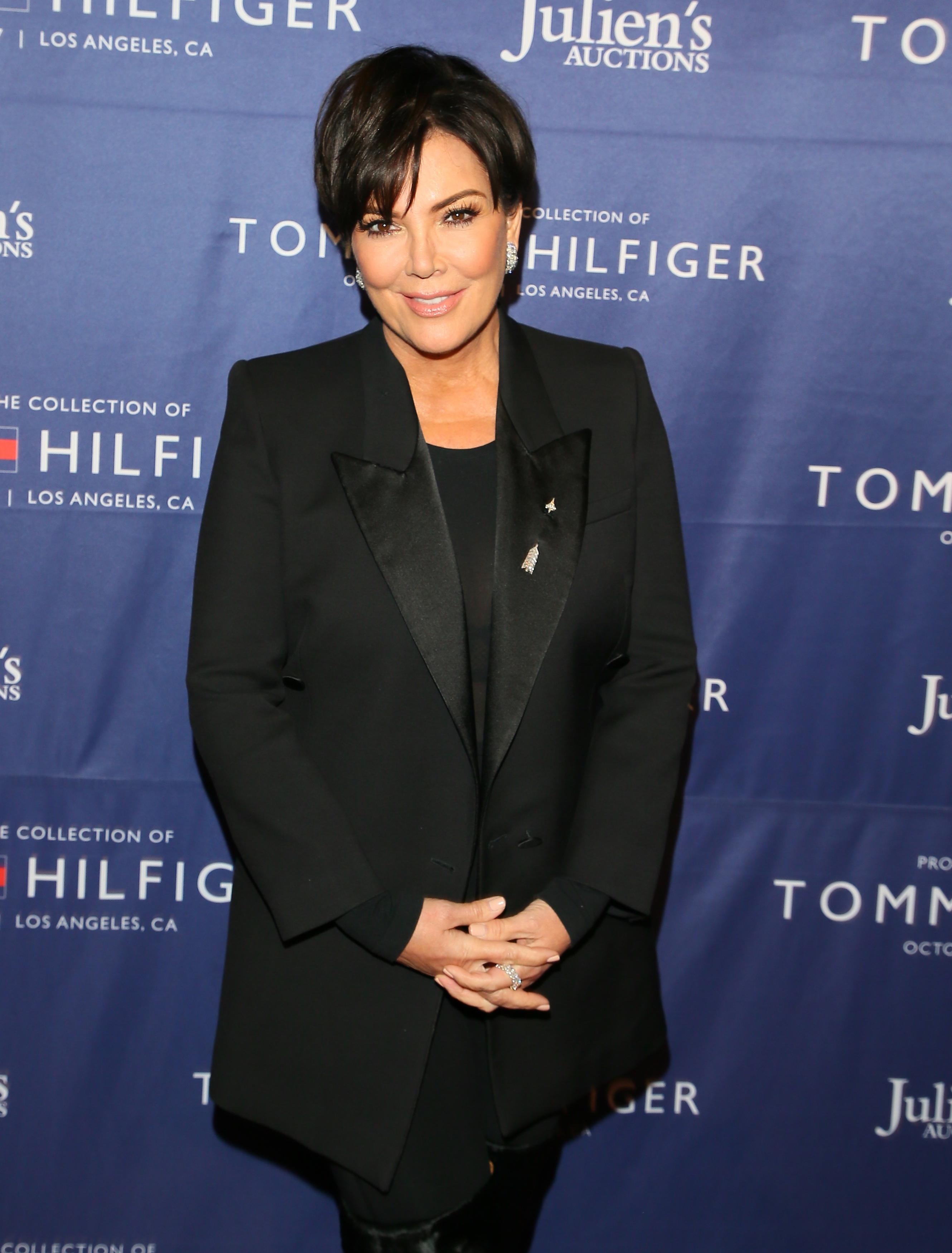 Kris Jenner,