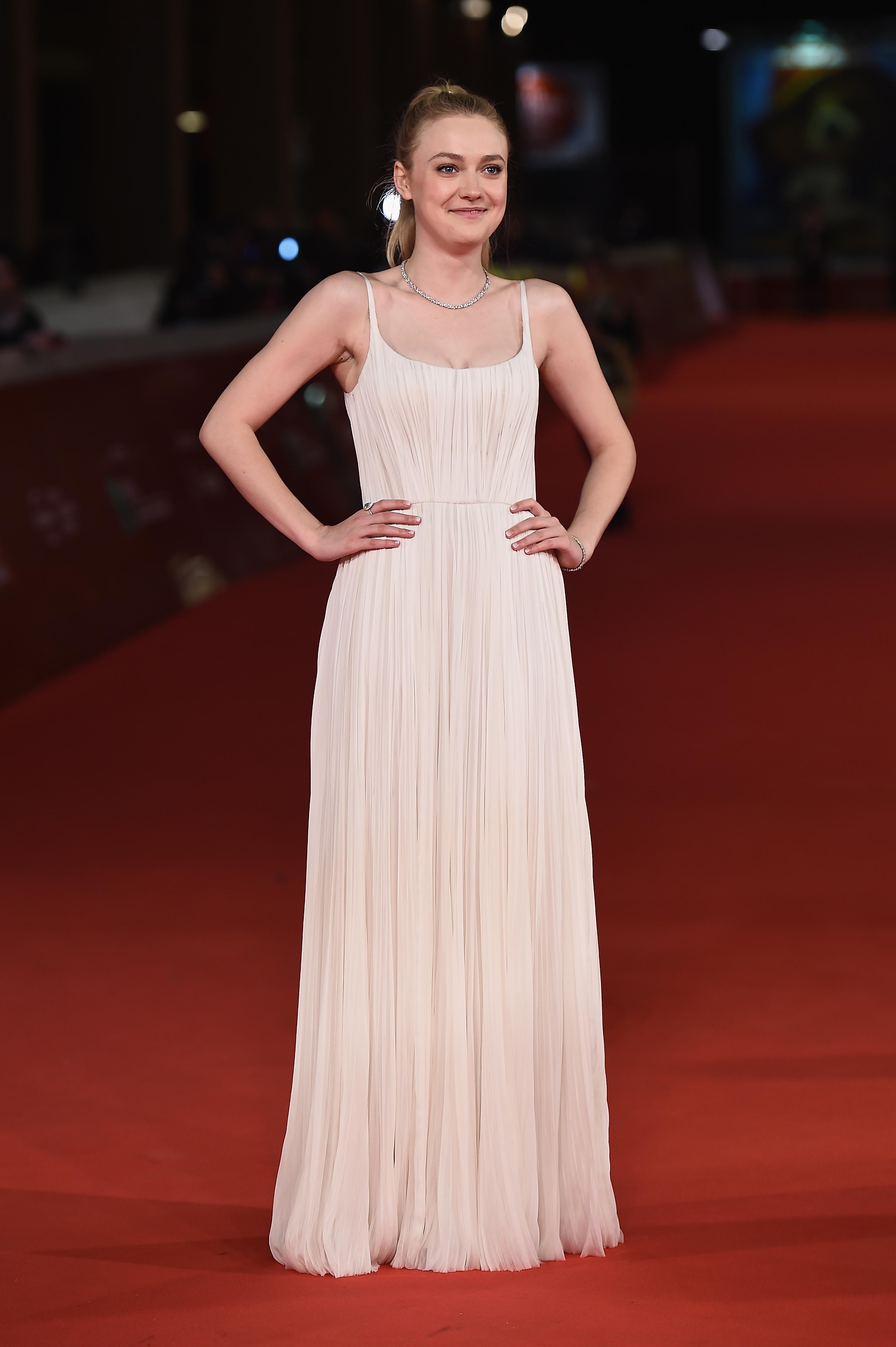 Dakota Fanning, estilo, style, looks