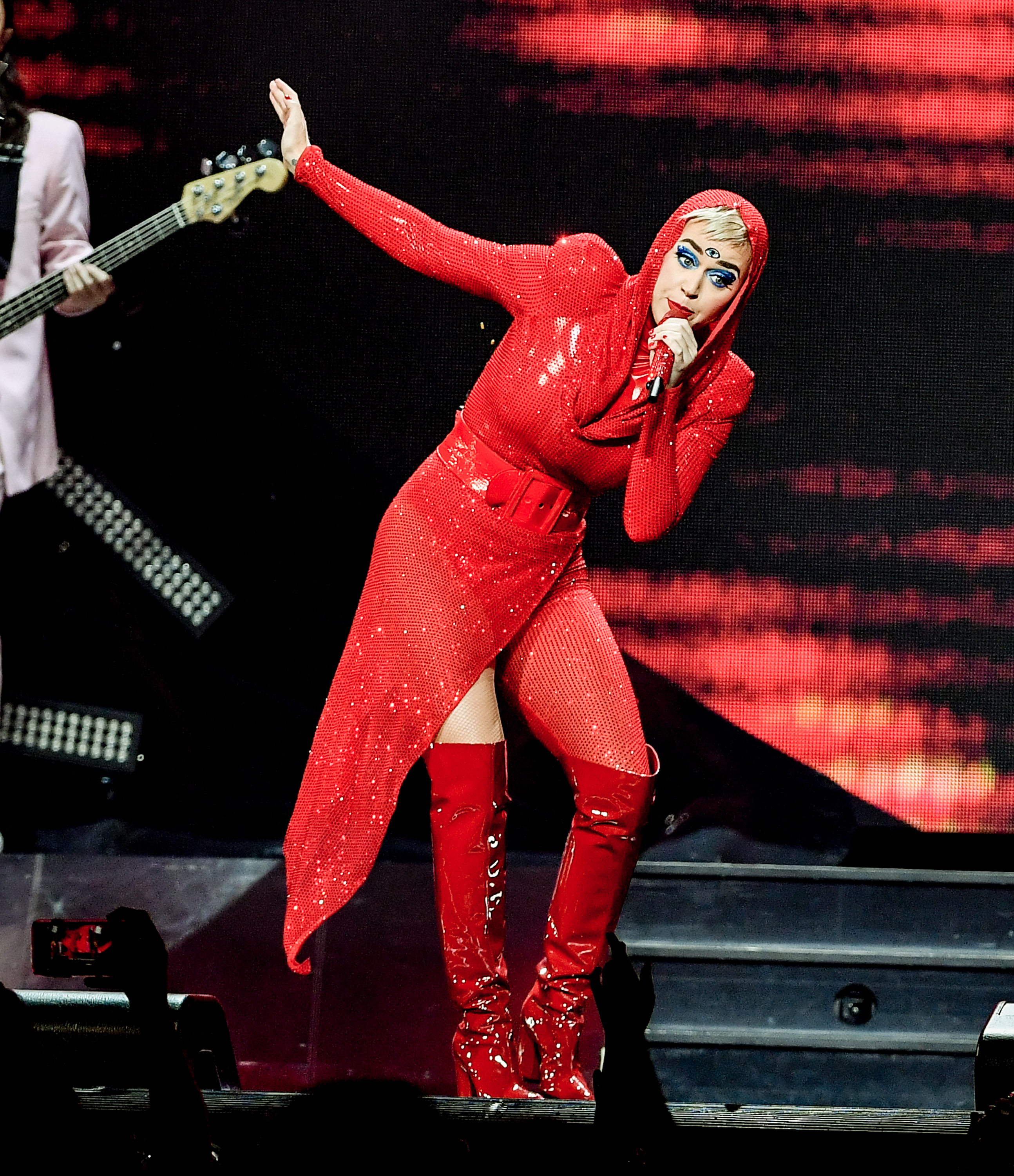 Katy Perry Performs At Air Canada Centre
