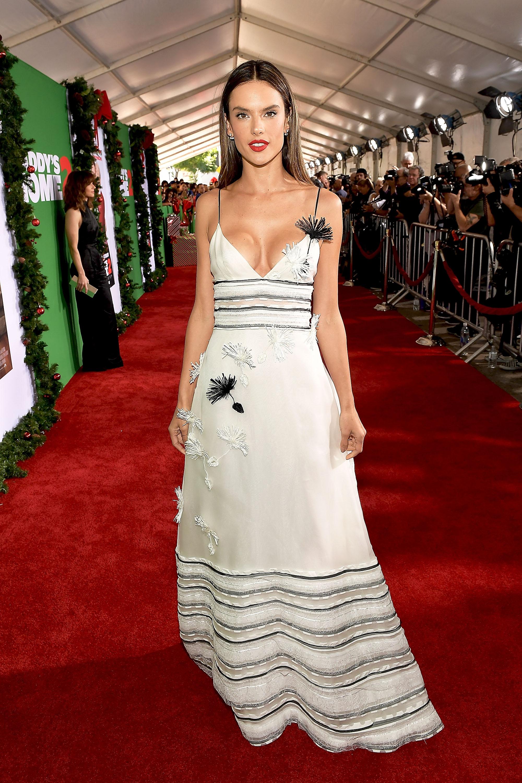 Alessandra Ambrosio, looks, estilo, style