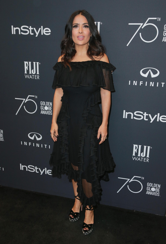 Salma Hayek, looks, estilo, style
