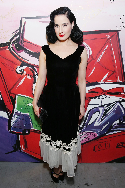 Dita Von Teese, looks, estilo, style
