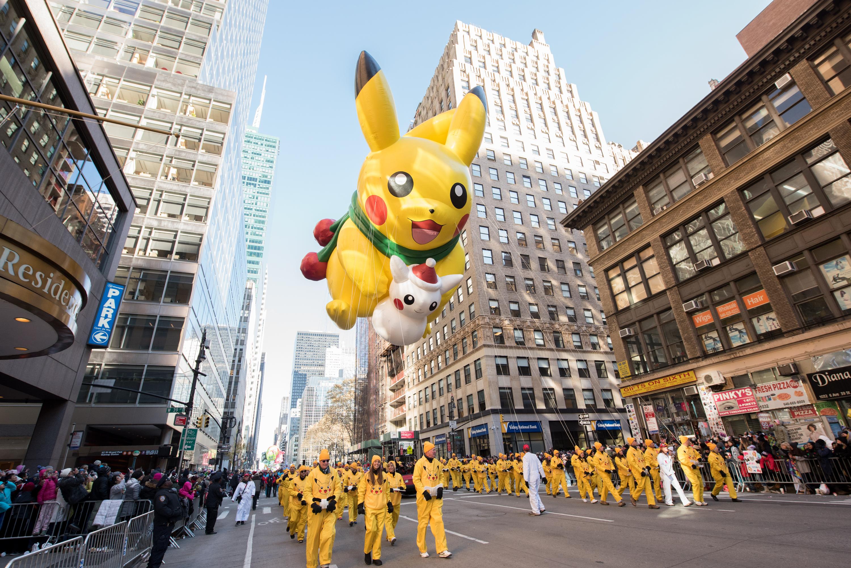 Thanksgiving Day Parade