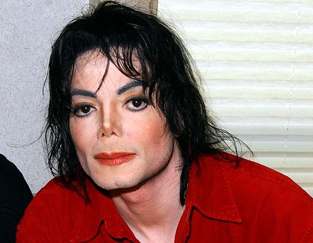 Michael Jackson para articulo