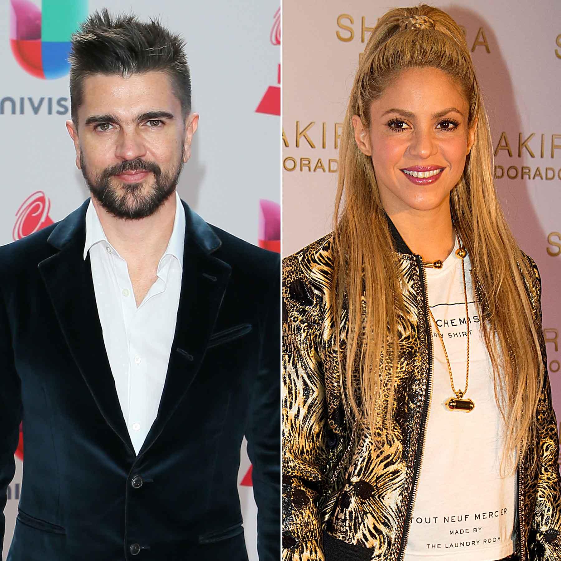 Juanes, Shakira