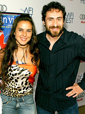 Kate del Castillo y Demian Bichir