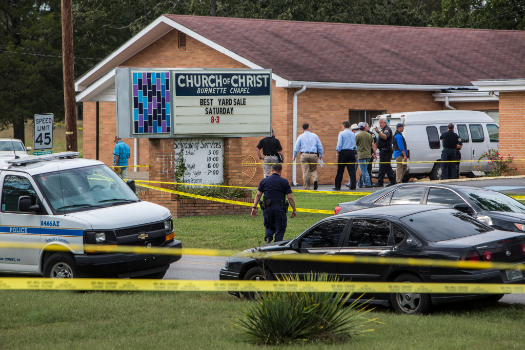 Eight Wounded in Church Shooting In Tennessee