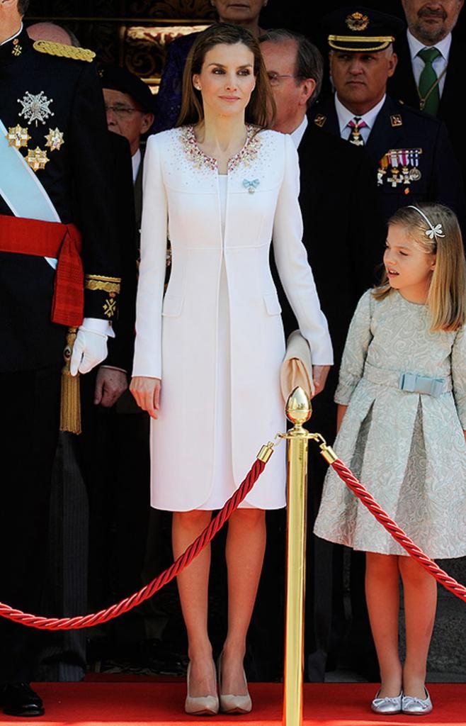 Reina Letizia, princesa Leonor