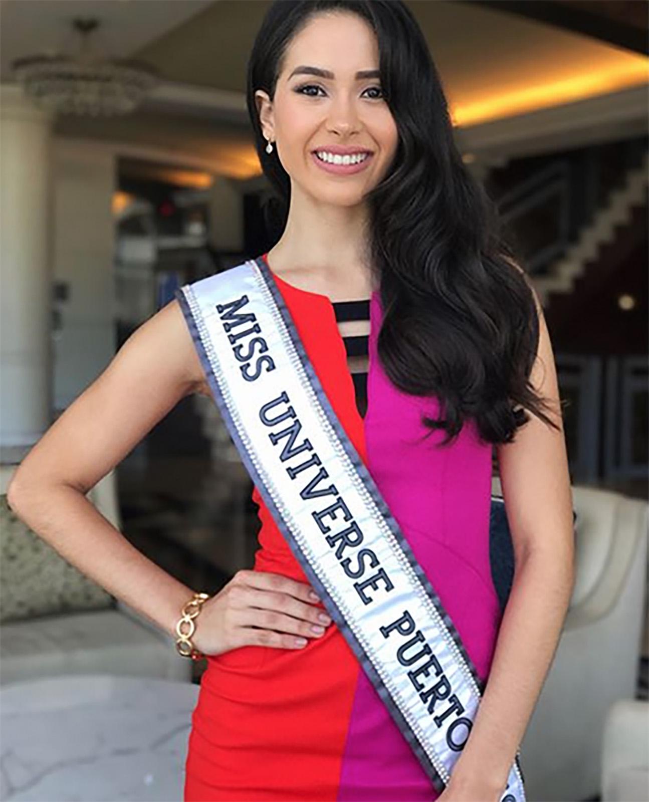 Miss Puerto Rico- Danna Hernández Valentín