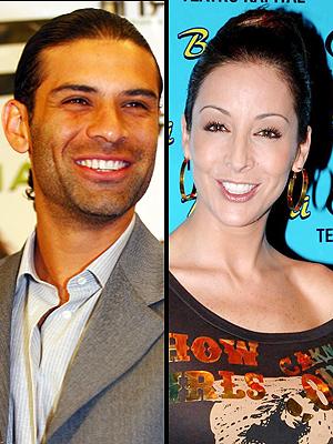 Rafael Marquez y Adriana Lavat