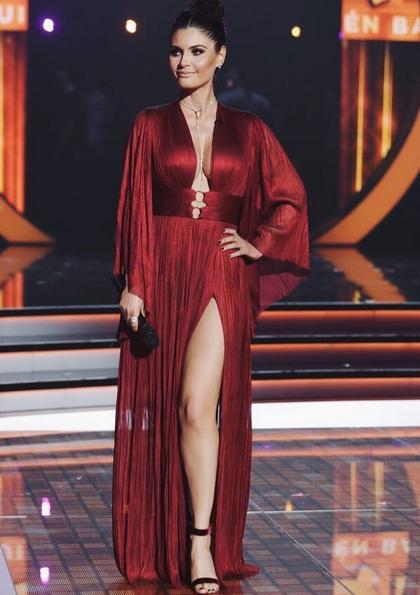 Chiquinquira Delgado, estilo, looks, mira quien baila