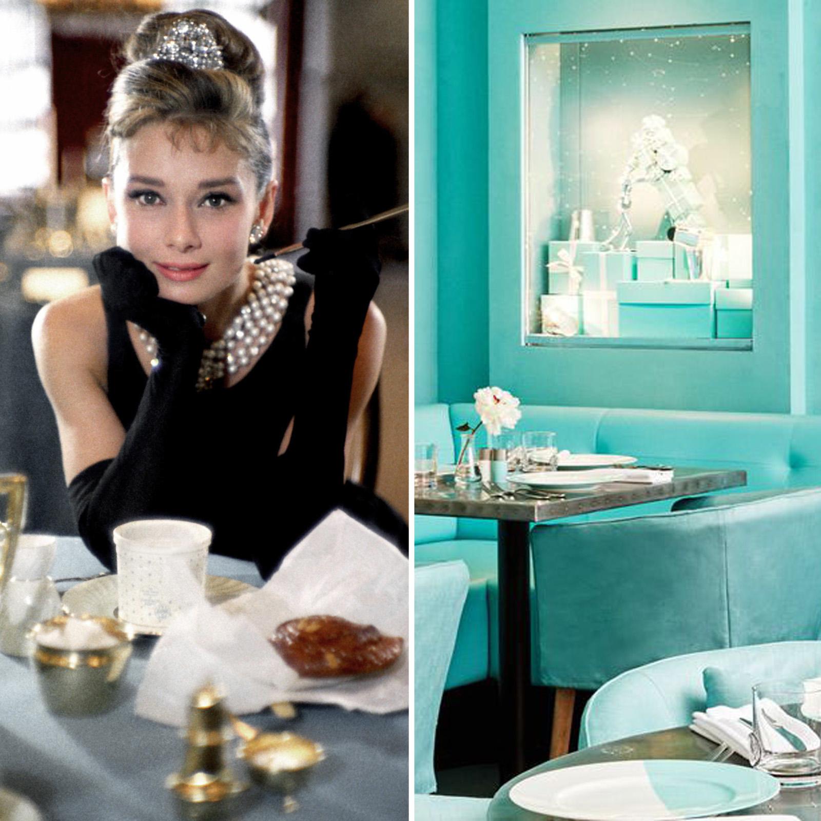 Tiffany & Co, Tiffany, breakfast at Tiffany, desayuno, tienda
