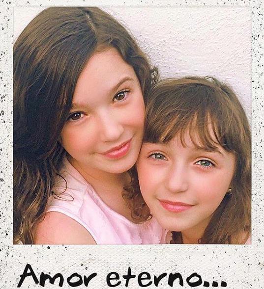 Mia y Nina Rubin