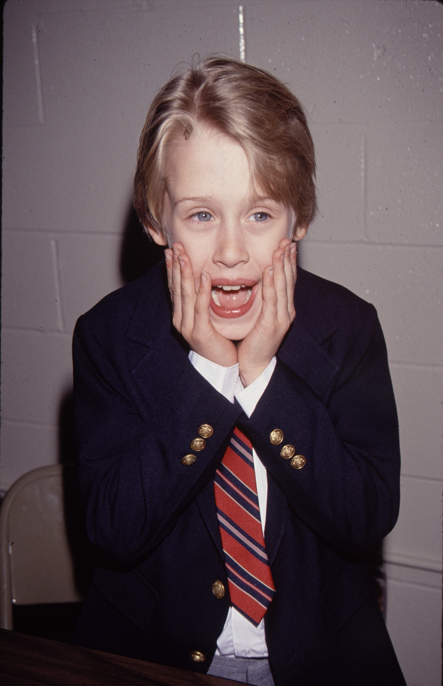 Macaulay Culkin de Home Alone
