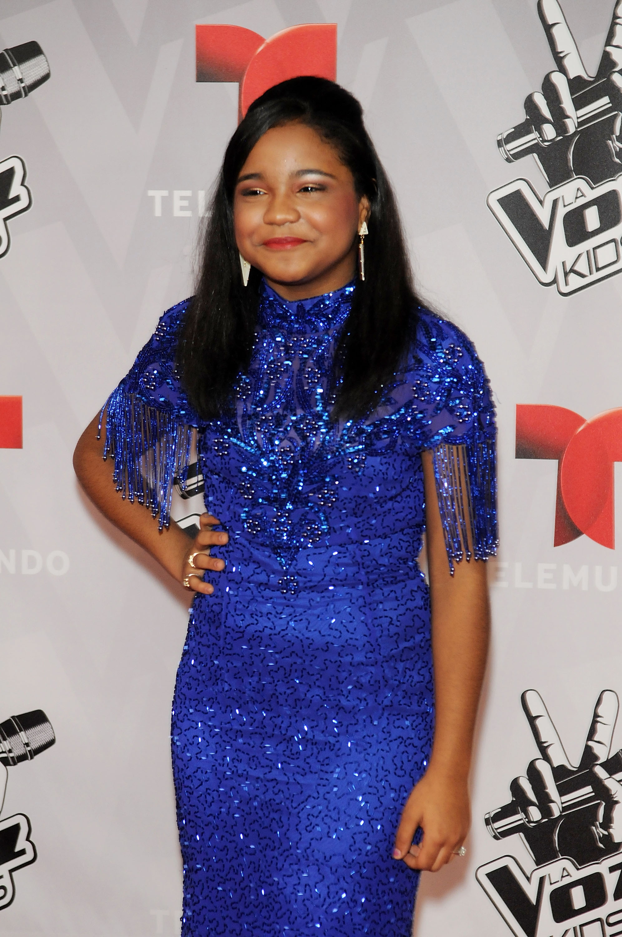 La Voz Kids Grand Finale - Red Carpet Arrivals