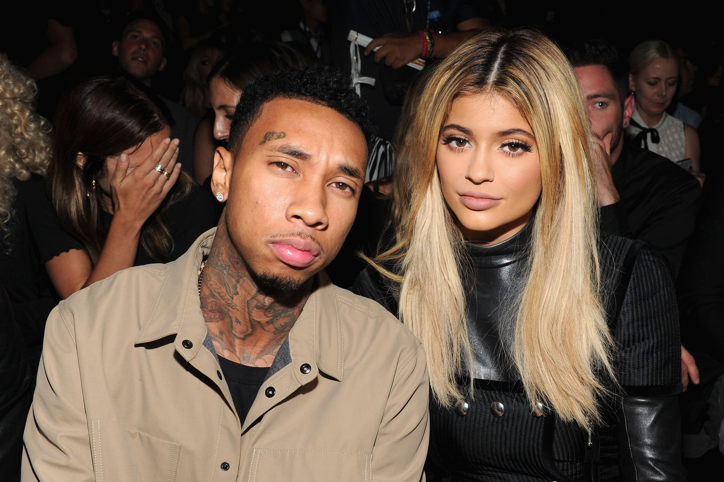 Tyga y Kylie Jenner