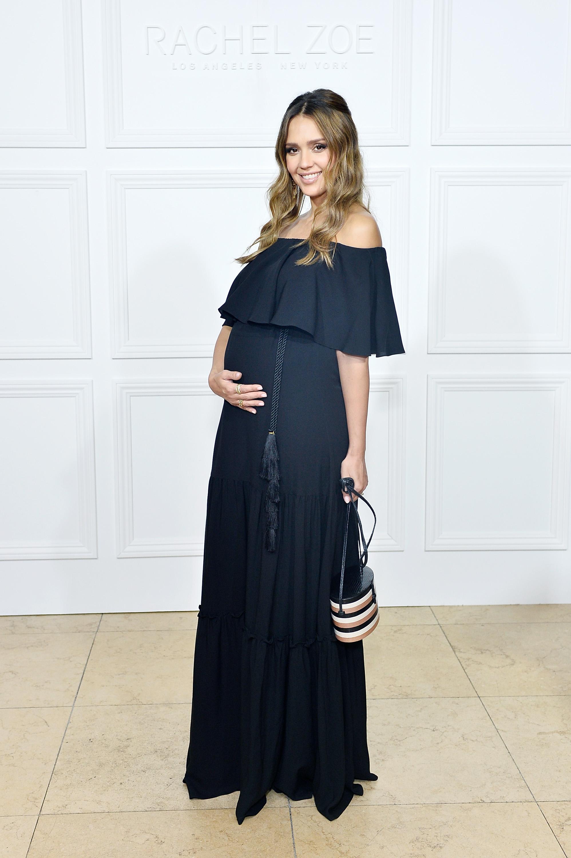 Jessica Alba, looks, estilo, moda, embarazo