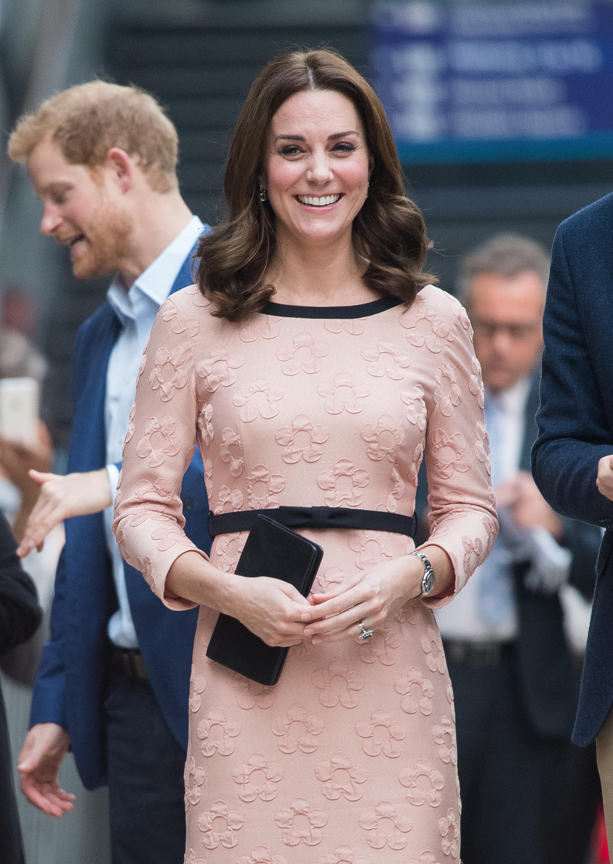 Kate Middleton, esmalte, uñas, color,