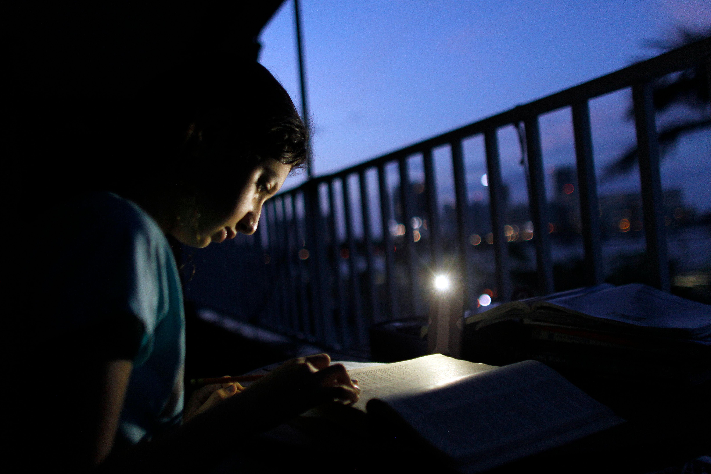 Puerto Rico sin electricidad