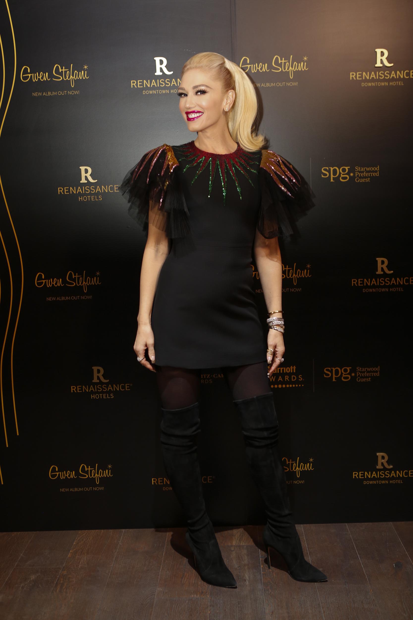 Gwen Stefani, looks, estilo, style