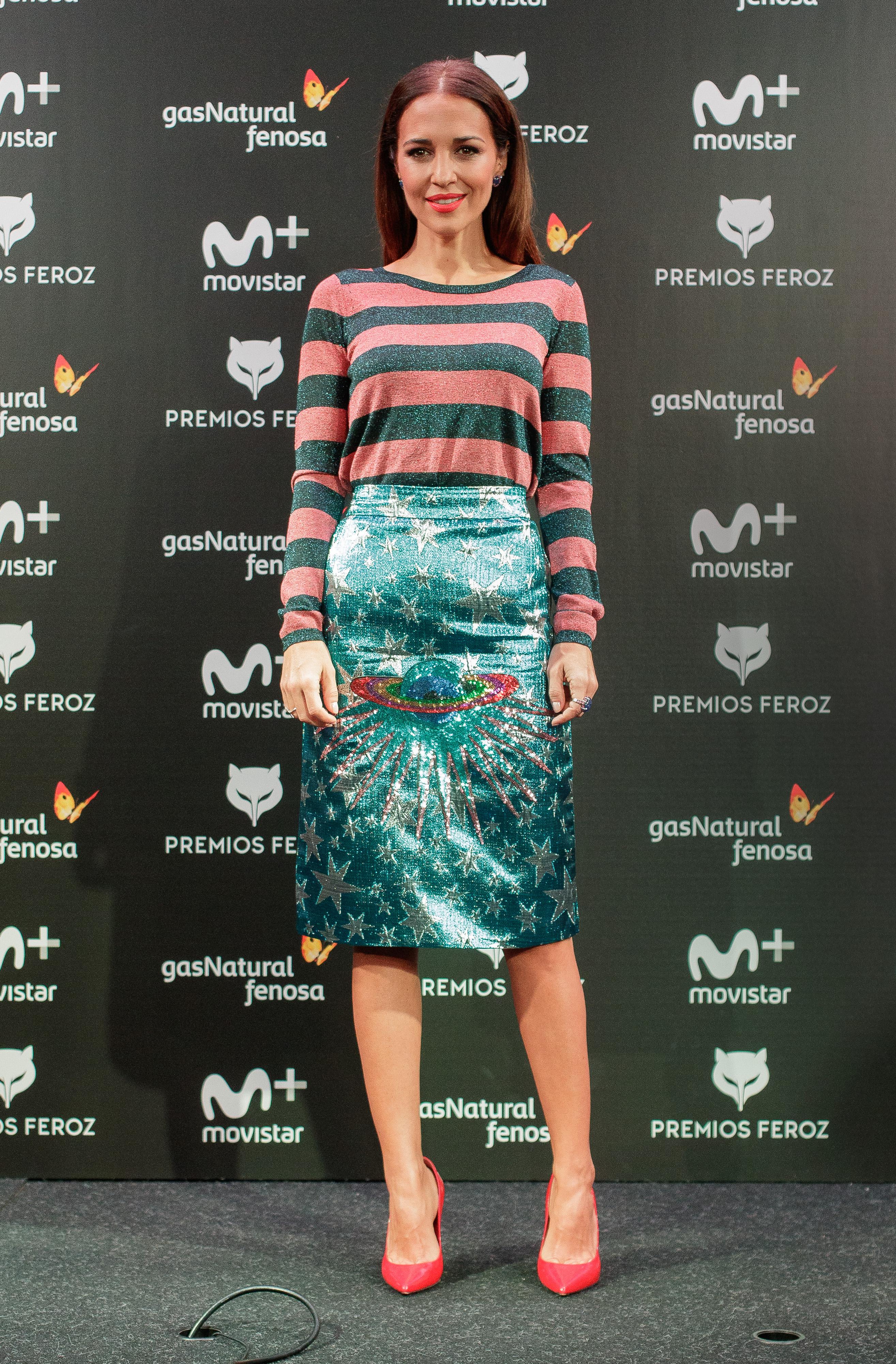 Paula Echevarria, looks, estilo