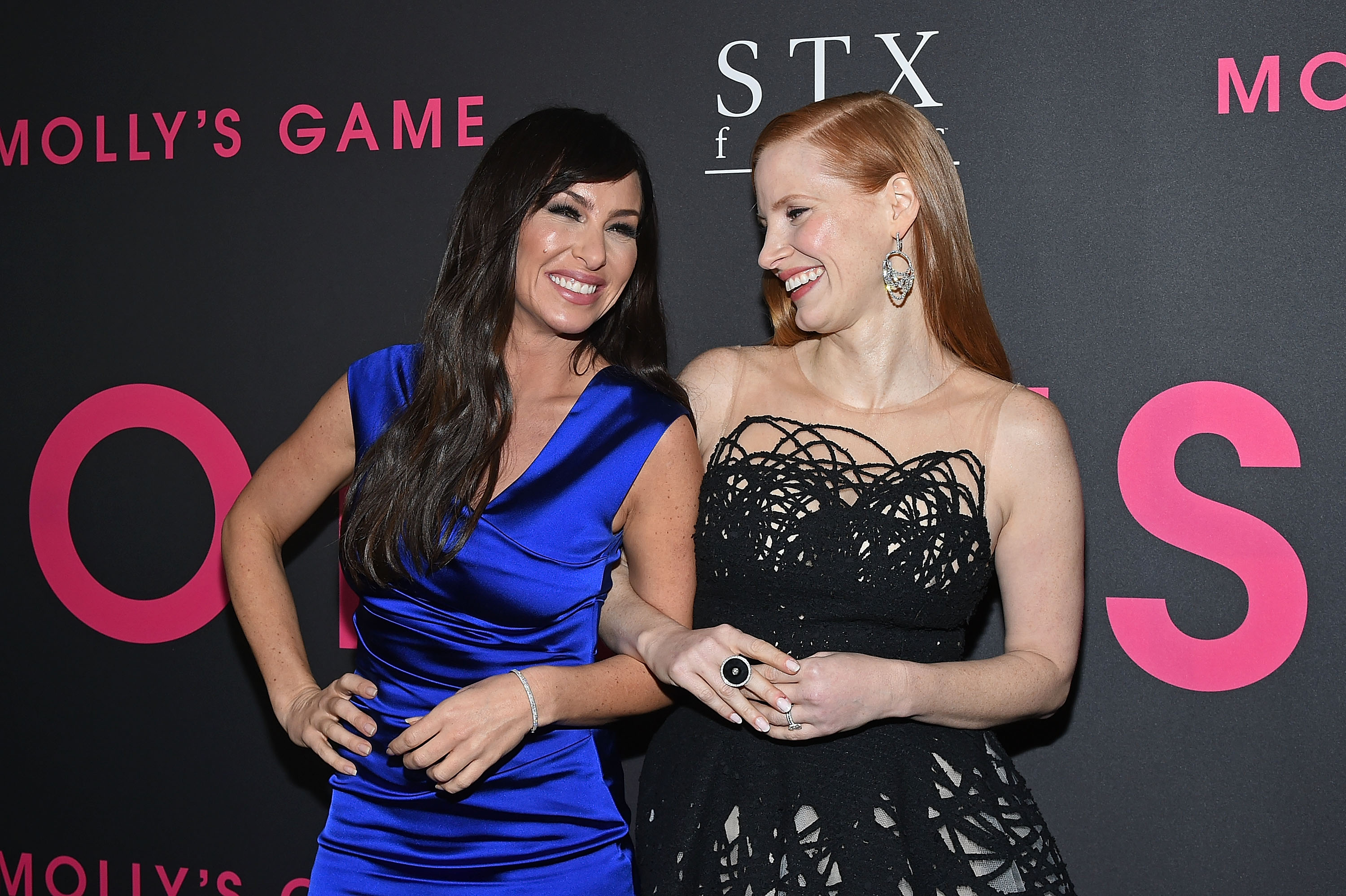 Molly Bloom, Jessica Chastain